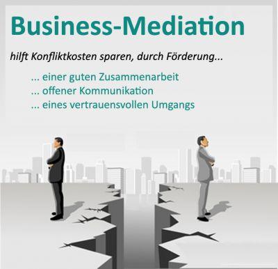 Vorteile der Business-Mediation