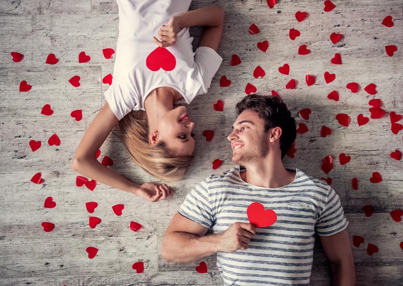 Streit unter Verliebten